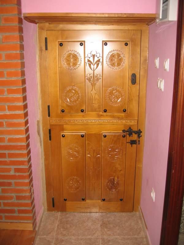 Puertas de cuarterón